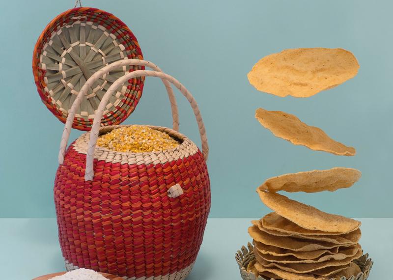 Tortillas de Harina Integral con Aceite de Oliva